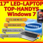 Handy Bundles mit Laptop