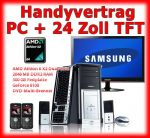 Handy Bundles mit PC-Monitor