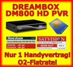 Handy Bundle mit Zugabe einer Dreambox