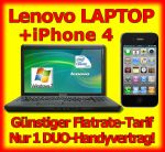 Handy Bundle Laptop und iPhone 4