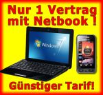 Handyvertrag mit Netbook Bundle