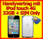 Handyvertrag mit iPod Touch
