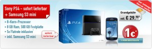 Bundle mit PS4